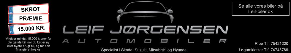Leif Jørgensen Automobiler A/S