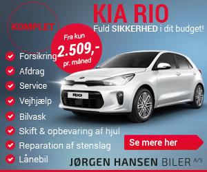 Jørgen Hansen Biler - Kia Rio